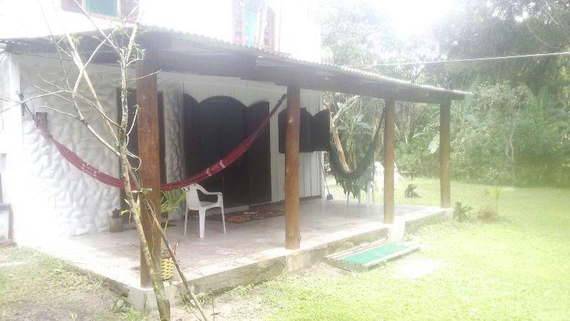 Fachada da casa (out/2015)