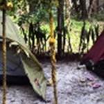 camping nas encantadas