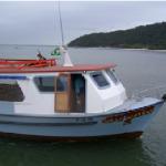 barco para locação jucris