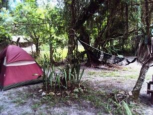 Camping sossegado