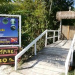 camping na ilha do mel