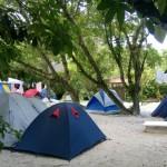 Camping espaçoso