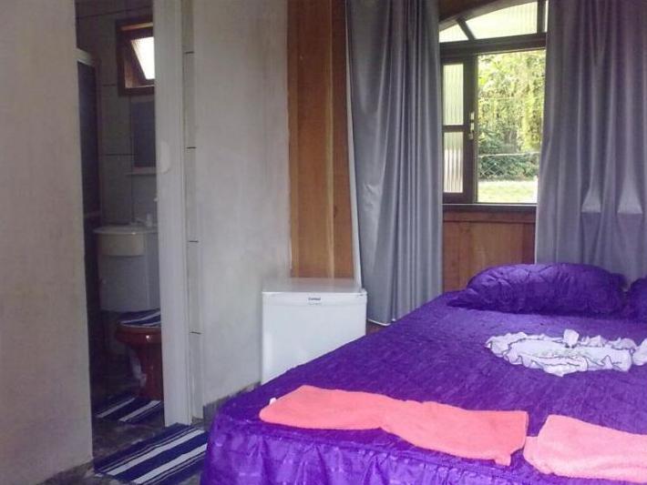 Suítes com cama de casal